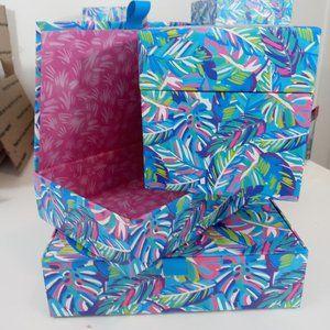 Decorative Keepsake boxes set of 3